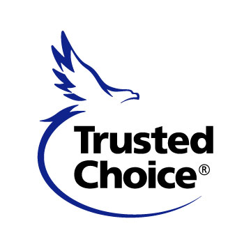Trusted Choice Logo for Midwest Insurance Group Delafield